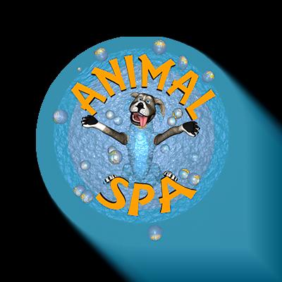 Logo Animal Spa por Ticmatic