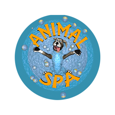 Logo Animal Spa por Ticmatic desarrollo web marketing online Vitoria Gasteiz