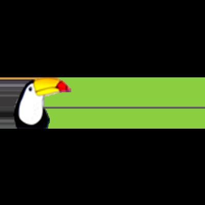 Logo Aviario Brasil por Ticmatic