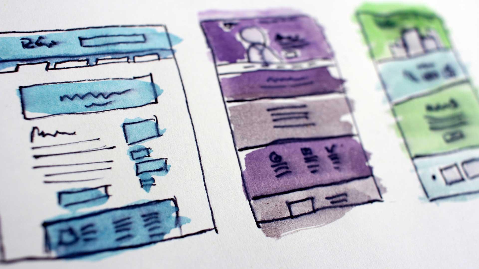 Desarrollo Idea Web App