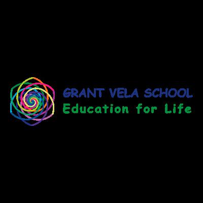 Logo Grant Vela School por Ticmatic desarrollo web marketing online en Vitoria Gasteiz