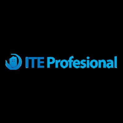 Logo Ite Profesional por Ticmatic desarrollo web marketing online en Vitoria Gasteiz