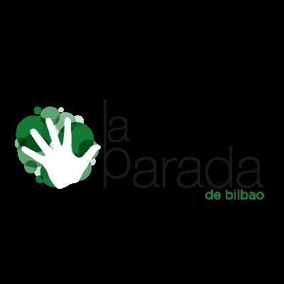Logo La Parada por Ticmatic desarrollo web marketing online en Vitoria Gasteiz