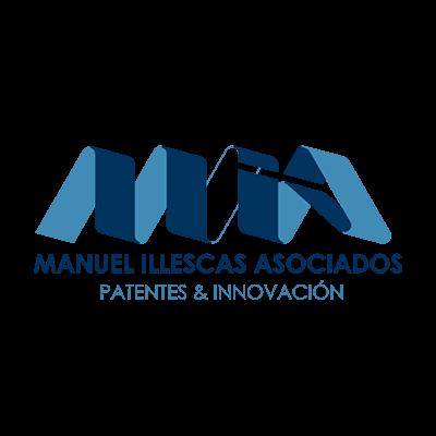 Logo Manuel Illescas Asociados Patentes e Innovación por Ticmatic desarrollo web marketing online en Vitoria Gasteiz