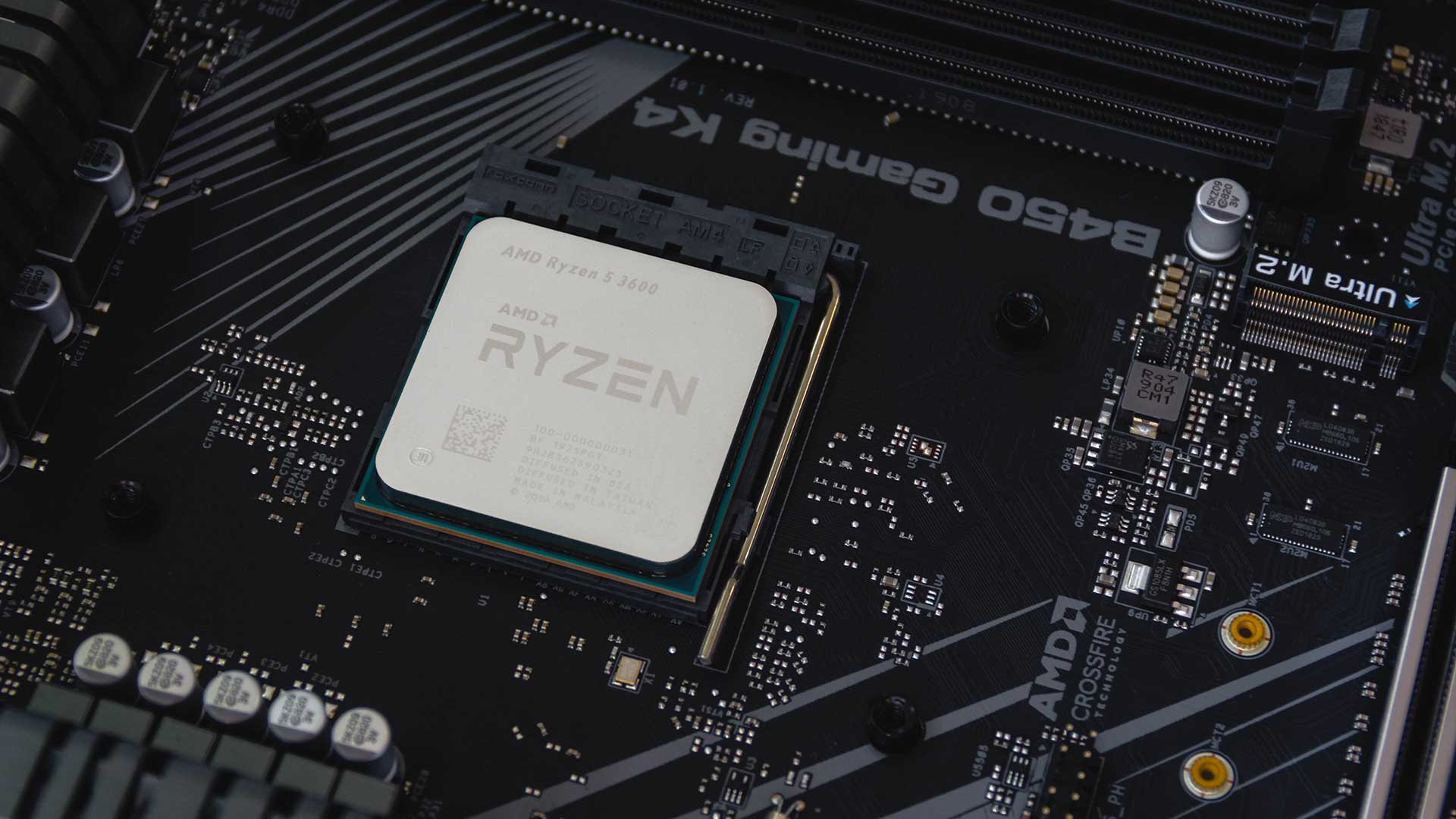 Ryzen Chip AMD