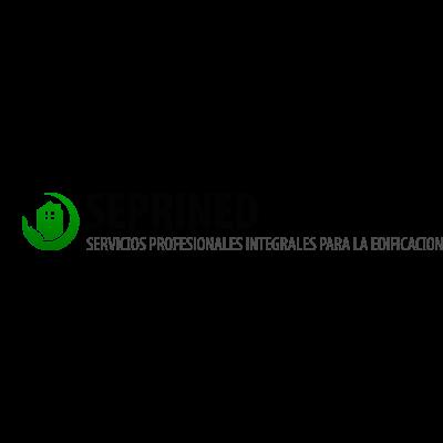 Logo Seprined servicios integrales edificacion por Ticmatic desarrollo web marketing online Vitoria Gasteiz