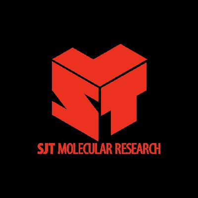 Logo SJT Molecular Research por Ticmatic desarrollo web marketing online Vitoria Gasteiz