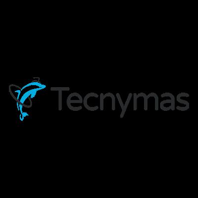 Logo Tecnimas por Ticmatic desarrollo web marketing online Vitoria Gasteiz