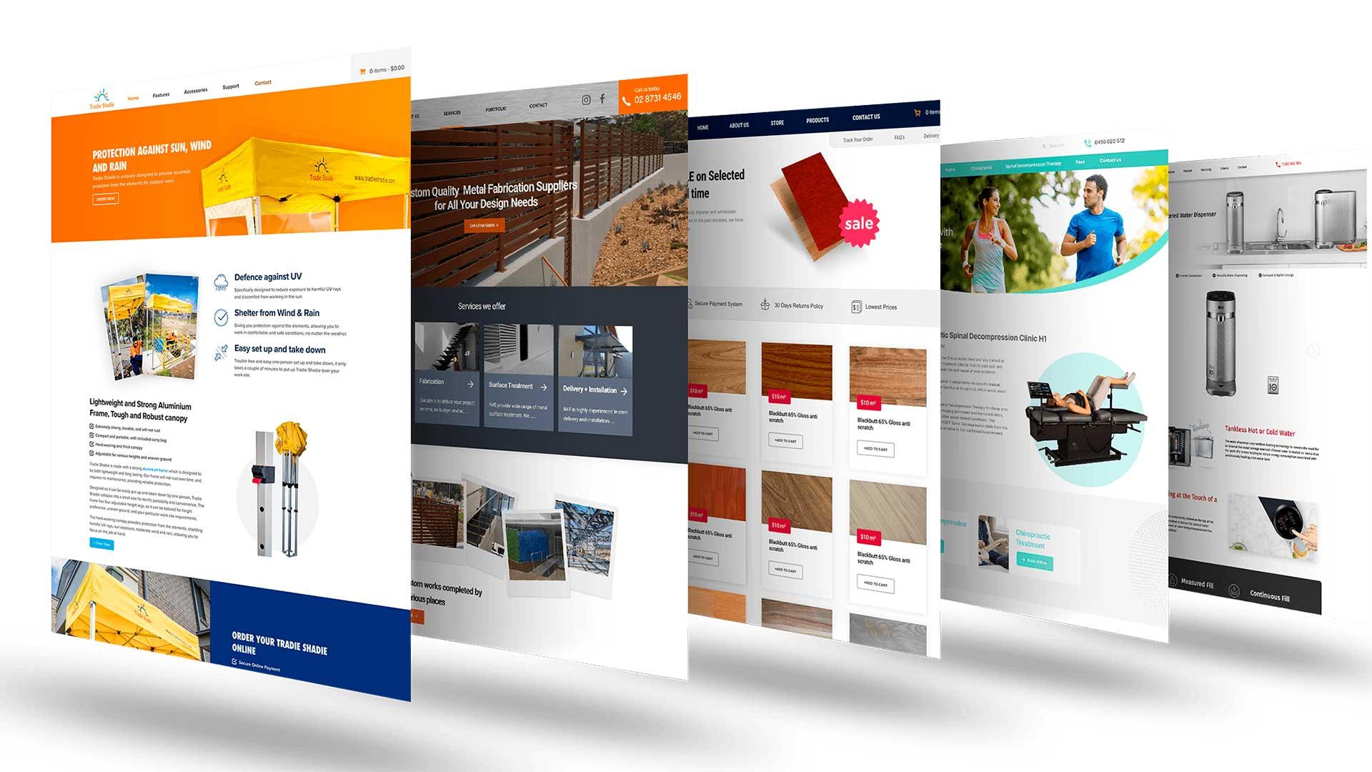 Catálogo Webs - Ticmatic.es