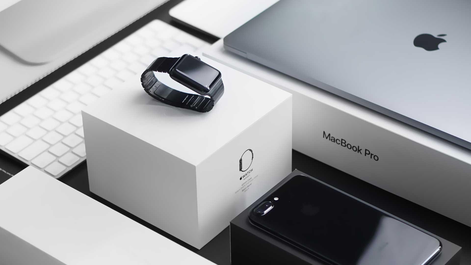 Mac Inteligent Clock and Apple mobile